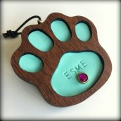 Personalised Paw